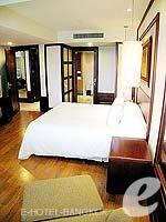 バンコク スクンビットのホテル : センター ポイント トンロー(Centre Point Thong Lo)の1ベッドルーム グランド スイートルームの設備 Bedroom