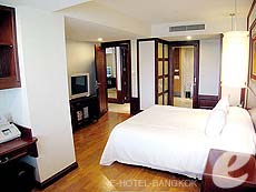 バンコク スクンビットのホテル : センター ポイント トンロー(Centre Point Thong Lo)のお部屋「1ベッドルーム グランド スイート」