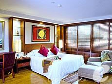 バンコク スクンビットのホテル : センター ポイント トンロー(Centre Point Thong Lo)のお部屋「2ベッドルーム グランド スイート」