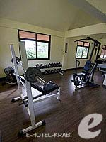 Book Rental : Cha Da Beach Resort & Spa, Fitness Room, Phuket