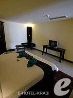 クラビ 10,000~20,000円のホテル : ランタ チャ ダ ビーチ リゾート(Cha Da Beach Resort & Spa)のシルバー スイートルームの設備 Room View