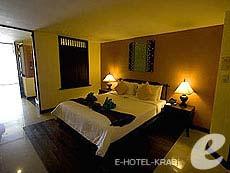 クラビ 10,000~20,000円のホテル : ランタ チャ ダ ビーチ リゾート(1)のお部屋「シルバー スイート」