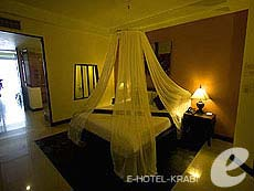 クラビ 10,000~20,000円のホテル : ランタ チャ ダ ビーチ リゾート(1)のお部屋「ゴールドスイート」