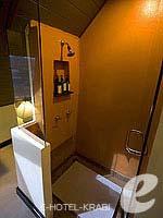 クラビ 10,000~20,000円のホテル : ランタ チャ ダ ビーチ リゾート(Cha Da Beach Resort & Spa)のプラチウム スイートルームの設備 Bath Room