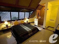 クラビ 10,000~20,000円のホテル : ランタ チャ ダ ビーチ リゾート(1)のお部屋「プラチウム スイート」