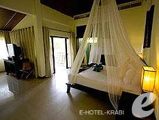 クラビ 10,000~20,000円のホテル : ランタ チャ ダ ビーチ リゾート(1)のお部屋「エメラルド スイート」