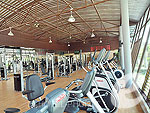 Fitness : Chalong Villa Resort & Spa, Fitness Room, Phuket