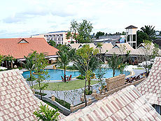 Chalong Villa Resort & Spa, Serviced Villa, Phuket