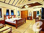 プーケット ヴィラコテージのホテル : チャロン ヴィラ リゾート & スパ(Chalong Villa Resort & Spa)のデラックス プライベート ヴィラルームの設備 Room View