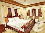 プーケット ヴィラコテージのホテル : チャロン ヴィラ リゾート & スパ(Chalong Villa Resort & Spa)のスイート プライベート ヴィラルームの設備 Room View