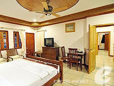 プーケット ヴィラコテージのホテル : チャロン ヴィラ リゾート & スパ(1)のお部屋「スイート プライベート ヴィラ」