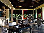 Restaurant : Chams house, with Spa, Phuket