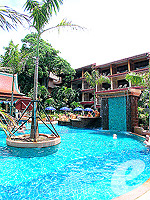 Swimming Pool : Chanalai Flora Resort, Kata Beach, Phuket