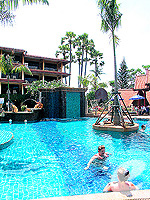 Swimming Pool / Chanalai Flora Resort, หาดกะตะ