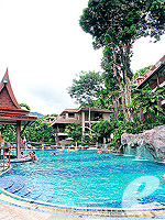 Swimming Pool : Chanalai Garden Resort, Ocean View Room, Phuket