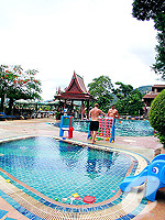 Kids Pool : Chanalai Garden Resort, Kata Beach, Phuket