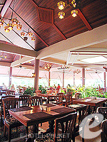 Restaurant : Chanalai Garden Resort, Kata Beach, Phuket