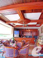 Lounge Bar : Chanalai Garden Resort, Kata Beach, Phuket