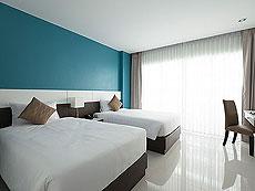 プーケット カロンビーチのホテル : チャナライ ヒルサイド リゾート(1)のお部屋「スーペリア」