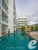 Swimming Pool : Chanalai Romantica Resort, Couple & Honeymoon, Phuket