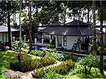 Garden : Chang Buri Resort & Spa, Koh Chang, Phuket