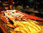 クラビ ピピ島のホテル : チャオコー ピピ ロッジ 「Seafood」