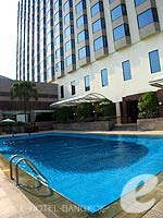 Swimming Pool : Chaophya Park Hotel, Fitness Room, Phuket