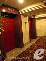Lifts : Chaophya Park Hotel, Fitness Room, Phuket