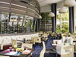 バンコク プールありのホテル : チャトリウム ホテル リバーサイド バンコク 「Restaurant」