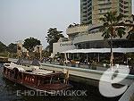バンコク プールありのホテル : チャトリウム ホテル リバーサイド バンコク 「Exterior」