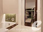 バンコク チャオプラヤー川周辺のホテル : チャトリウム ホテル リバーサイド バンコク(Chatrium Hotel Riverside Bangkok)のグランド スイート 1ベッドルームルームの設備 Bath Room