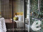 バンコク チャオプラヤー川周辺のホテル : チャトリウム ホテル リバーサイド バンコク(Chatrium Hotel Riverside Bangkok)のチャトリウム クラブ スイート 1ベッドルームルームの設備 Bath Room