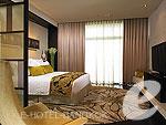 バンコク チャオプラヤー川周辺のホテル : チャトリウム ホテル リバーサイド バンコク(Chatrium Hotel Riverside Bangkok)のプレミア スイート 1ベッドルームルームの設備 Room View