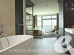 バンコク チャオプラヤー川周辺のホテル : チャトリウム ホテル リバーサイド バンコク(Chatrium Hotel Riverside Bangkok)のプレミア スイート 1ベッドルームルームの設備 Bath Room