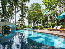 Chatrium Residence Sathon Bangkok, Swiming Pool, Phuket