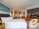 バンコク シーロム・サトーン周辺のホテル : チャトリウム レジデンス バンコク サトーン(Chatrium Residence Sathon Bangkok)のデラックス スタジオルームの設備 Room View
