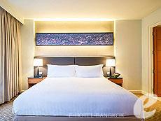 バンコク シーロム・サトーン周辺のホテル : チャトリウム レジデンス バンコク サトーン(Chatrium Residence Sathon Bangkok)のお部屋「デラックス 1ベッドルーム スイート」
