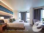 バンコク シーロム・サトーン周辺のホテル : チャトリウム レジデンス バンコク サトーン(Chatrium Residence Sathon Bangkok)のグランド デラックス 2ベッドルーム スイートルームの設備 Room View