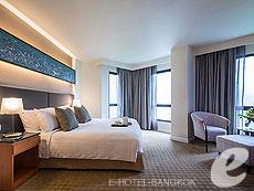 バンコク シーロム・サトーン周辺のホテル : チャトリウム レジデンス バンコク サトーン(Chatrium Residence Sathon Bangkok)のお部屋「グランド デラックス 2ベッドルーム スイート」
