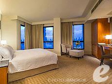バンコク シーロム・サトーン周辺のホテル : チャトリウム レジデンス バンコク サトーン(Chatrium Residence Sathon Bangkok)のお部屋「グランド デラックス 3ベッドルーム」