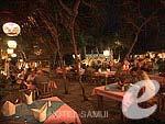 サムイ島 チャウエンビーチのホテル : チャウエン ブリ リゾート 「Restaurant」