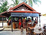 Beach Bar : Chaweng Buri Resort, Beach Front, Phuket