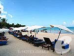 Beach : Chaweng Buri Resort, Beach Front, Phuket
