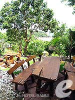 Garden : Chintakiri Resort, Family & Group, Phuket