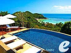 Chintakiri Resort, Koh Tao, Phuket