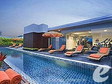 Citadines Bangkok Sukhumvit 11, Swiming Pool, Phuket