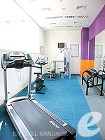 Fitness Gym : Citadines Bangkok Sukhumvit 16, Serviced Apartment, Phuket