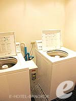 Laundry : Citadines Bangkok Sukhumvit 16, Serviced Apartment, Phuket