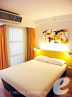 Bedroom : Studio Executive (Double) at Citadines Bangkok Sukhumvit 16, Sukhumvit, Bangkok