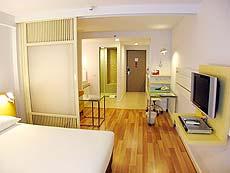 バンコク スクンビットのホテル : シタディーヌ バンコク スクンビット 16(Citadines Bangkok Sukhumvit 16)のお部屋「スタジオ エグゼクティブ」